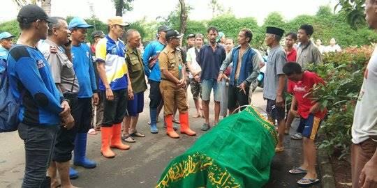 penambahan korban meninggal dunia terjadi di Kabupaten Lebak dan Kabupaten Bogor.